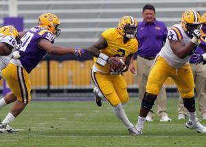 Lowell Narcisse explains why he's transferring from LSU for 'fresh start,' better fit