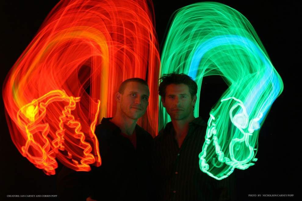 Lightwire Theater's 'A Very Electric Christmas' comes home to the Orpheum _lowres