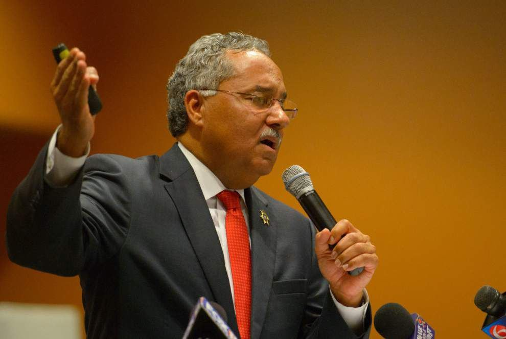 Sheriff Marlin Gusman to take the stand this week at high-stakes hearing over control of local jail _lowres