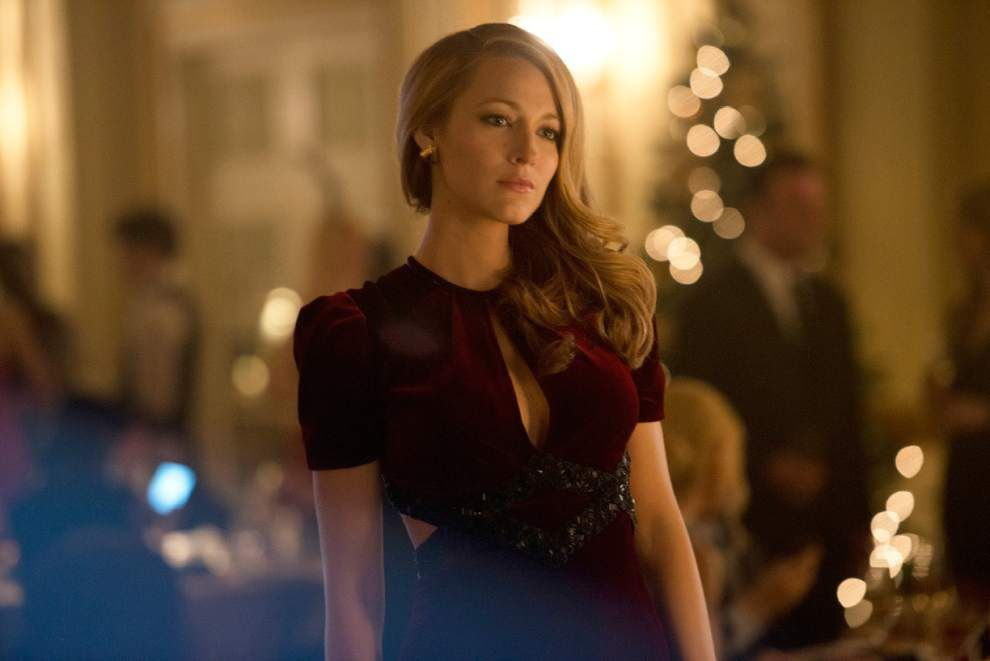 Review: 'Adaline' is both ludicrous and deeply moving _lowres