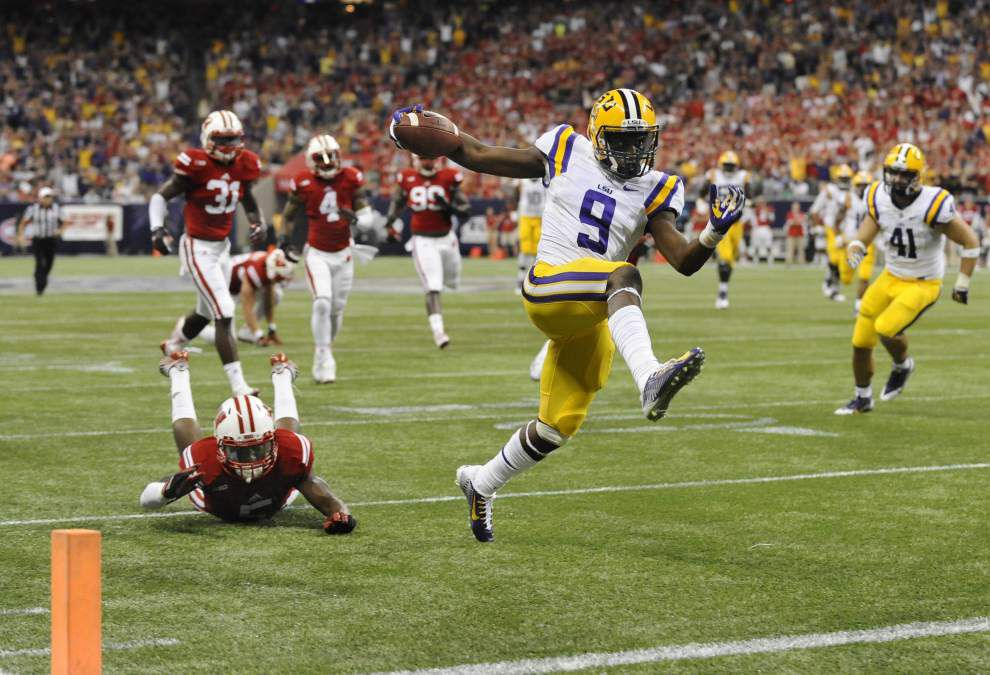 Photos: LSU 28 Wisconsin 24 _lowres