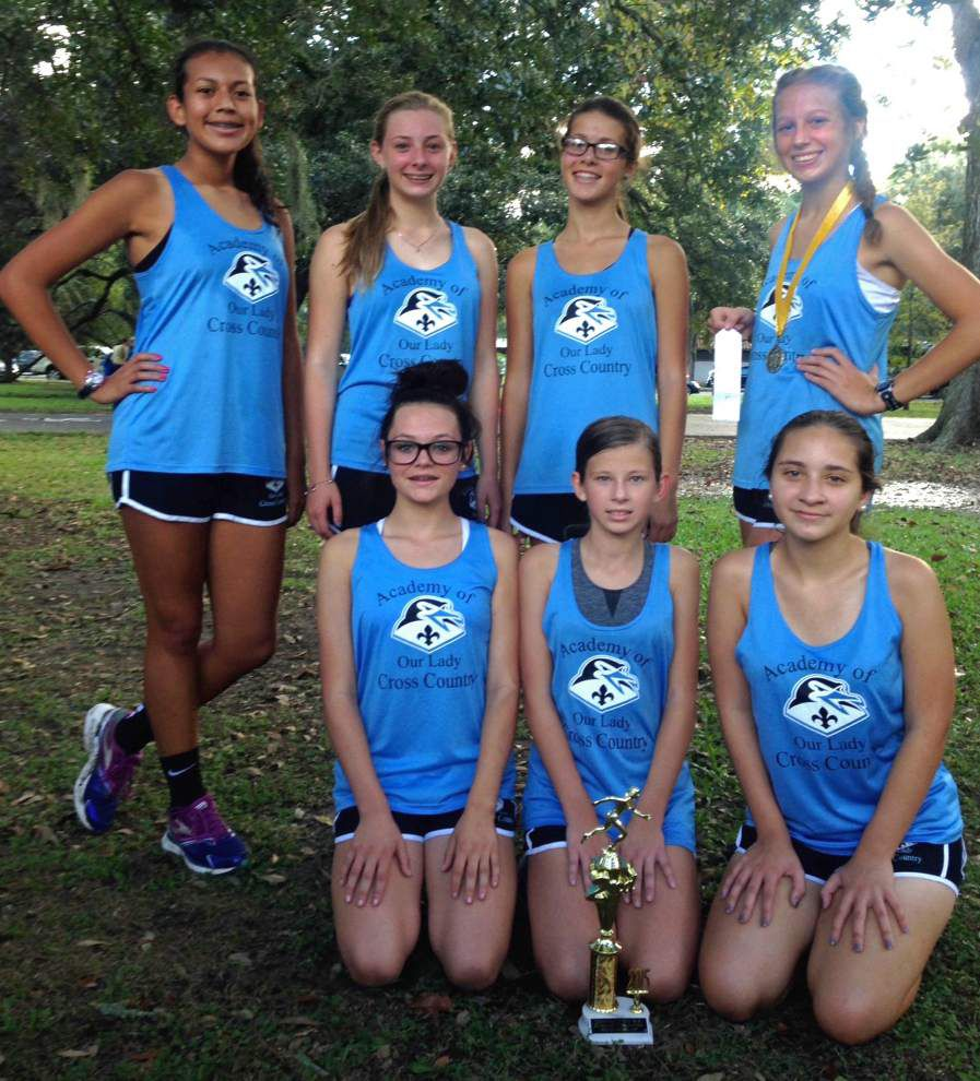 Cross-country team finishes season _lowres
