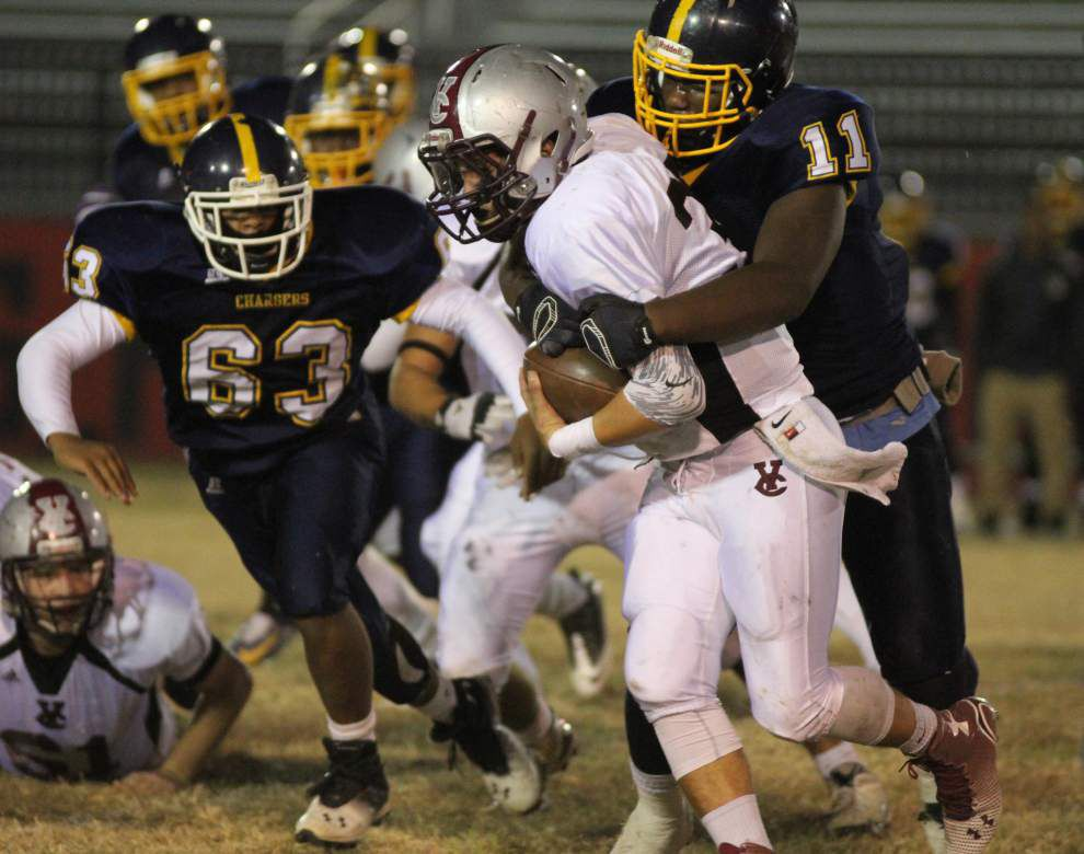 Notebook: Madison Prep's Michael Roach trims his recruiting list to 11 finalists _lowres