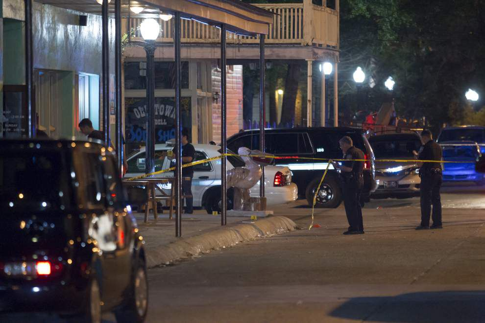 Update: Slidell police officer shot Friday night expected to make a full recovery _lowres