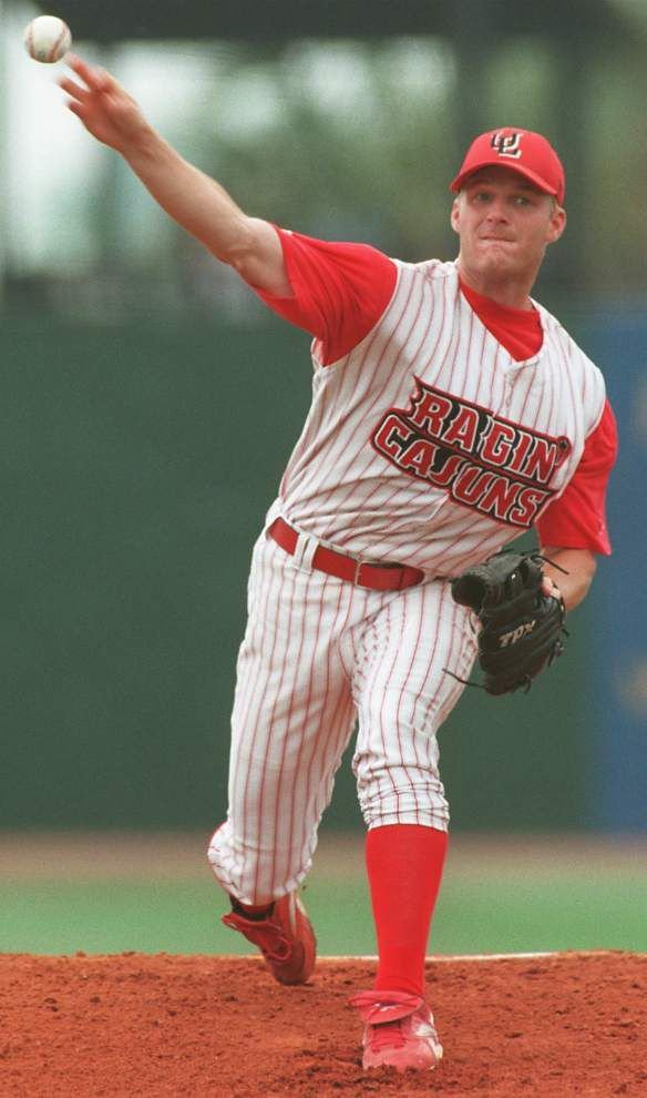Fifteen years ago, the Cajuns earned their first trip to the College World Series with an unforgettable road win against South Carolina _lowres