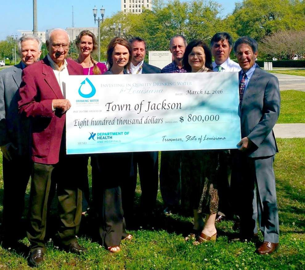 Jackson gets loan for water improvements _lowres