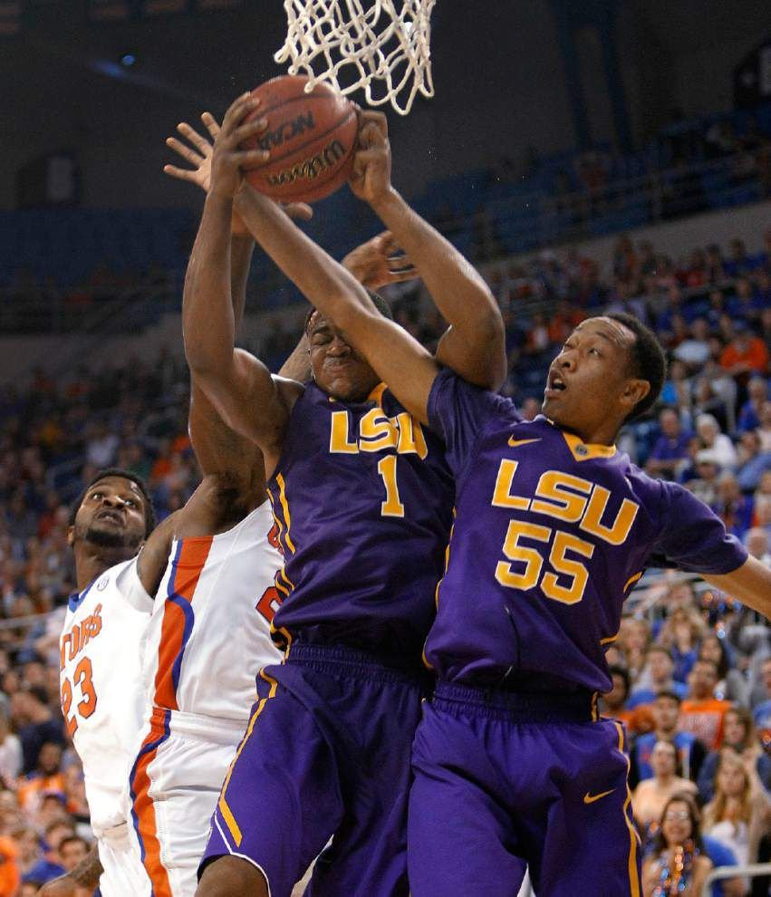 How crushing loss at home to Texas A&M motivated LSU basketball in its critical road win vs. Florida _lowres