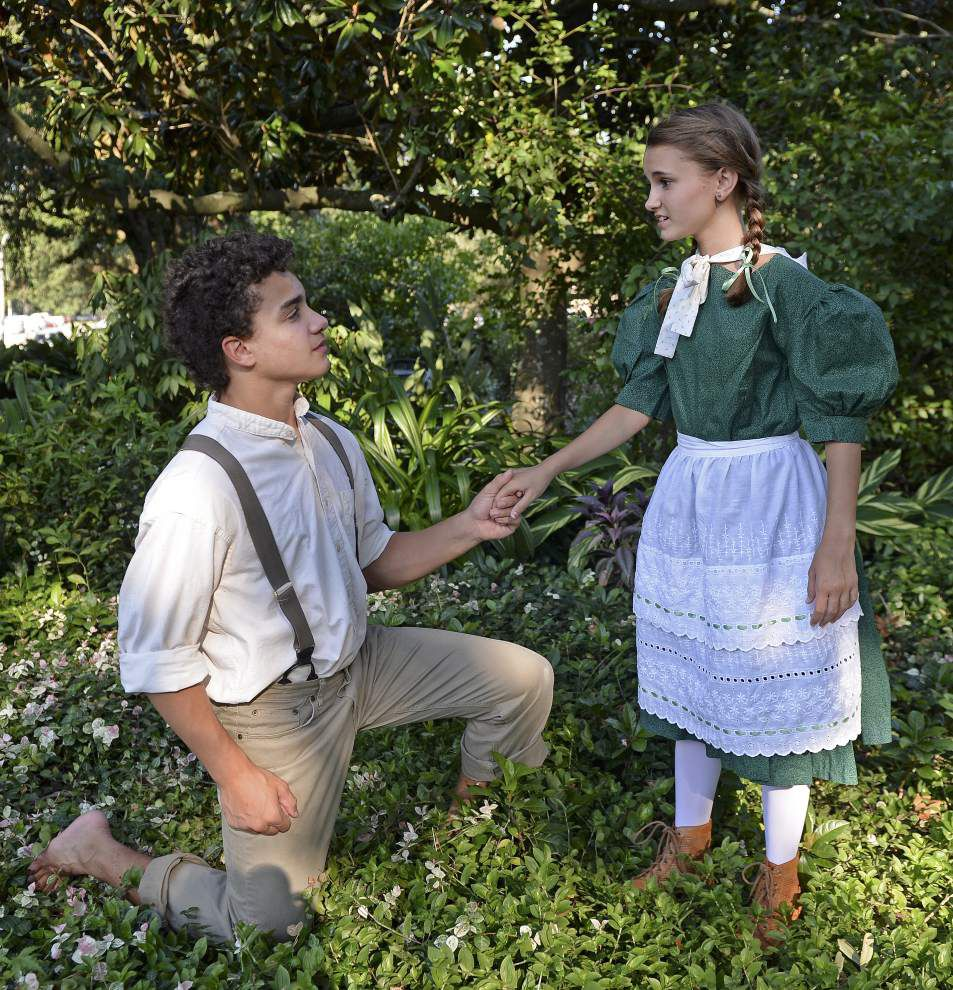 Here's why you should see 'The Adventures of Tom Sawyer' at LSU's Reilly Theatre _lowres