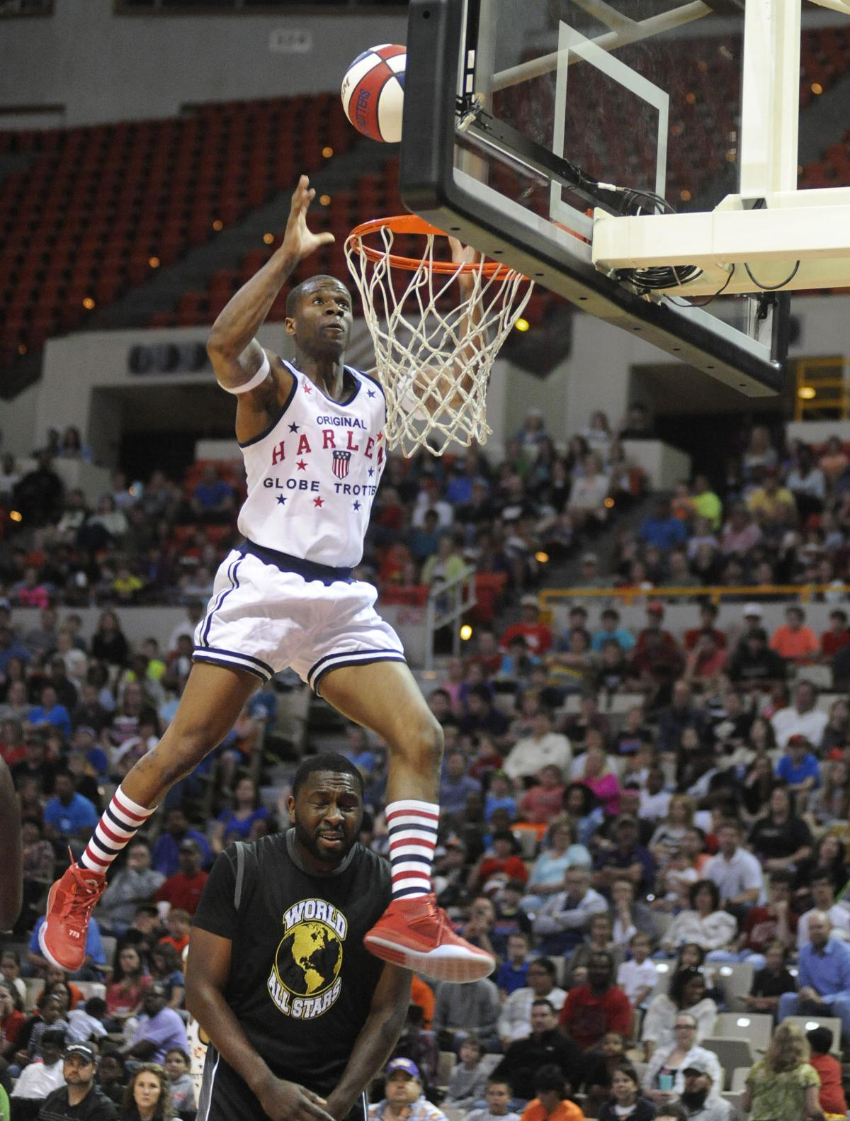 Globetrotters copy for Red