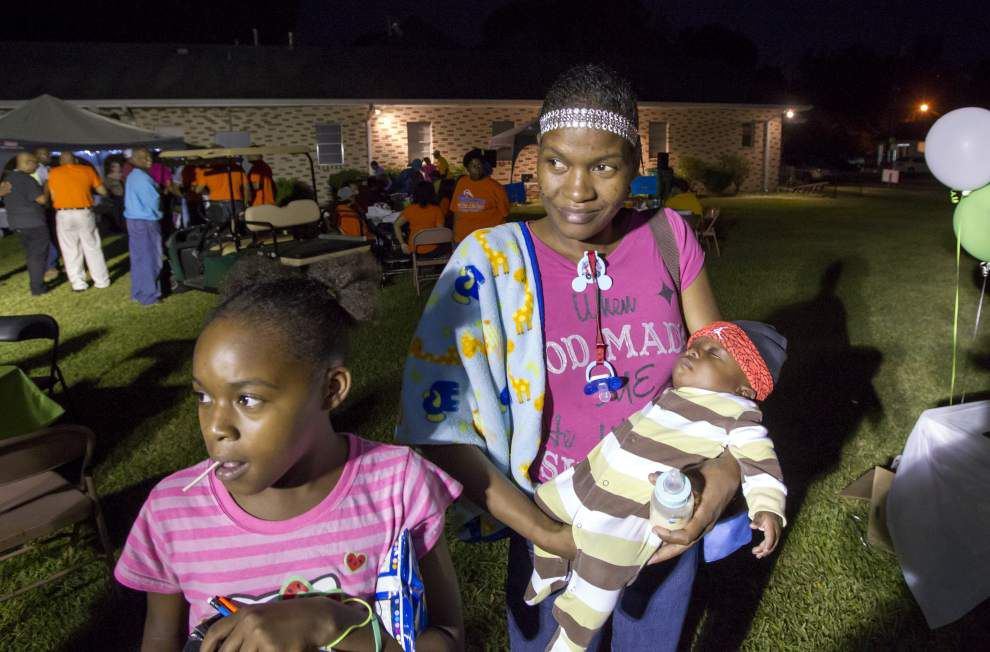 'Don't let crime deter you from New Orleans': Residents gather at more than 200 sites for National Night Out Against Crime _lowres