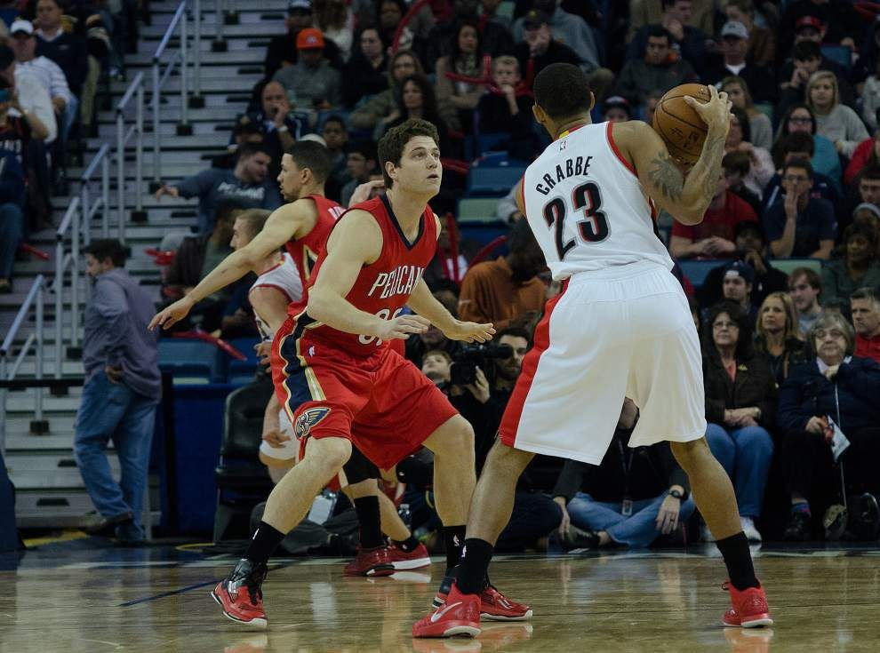 Pelicans release guard Jimmer Fredette, again _lowres