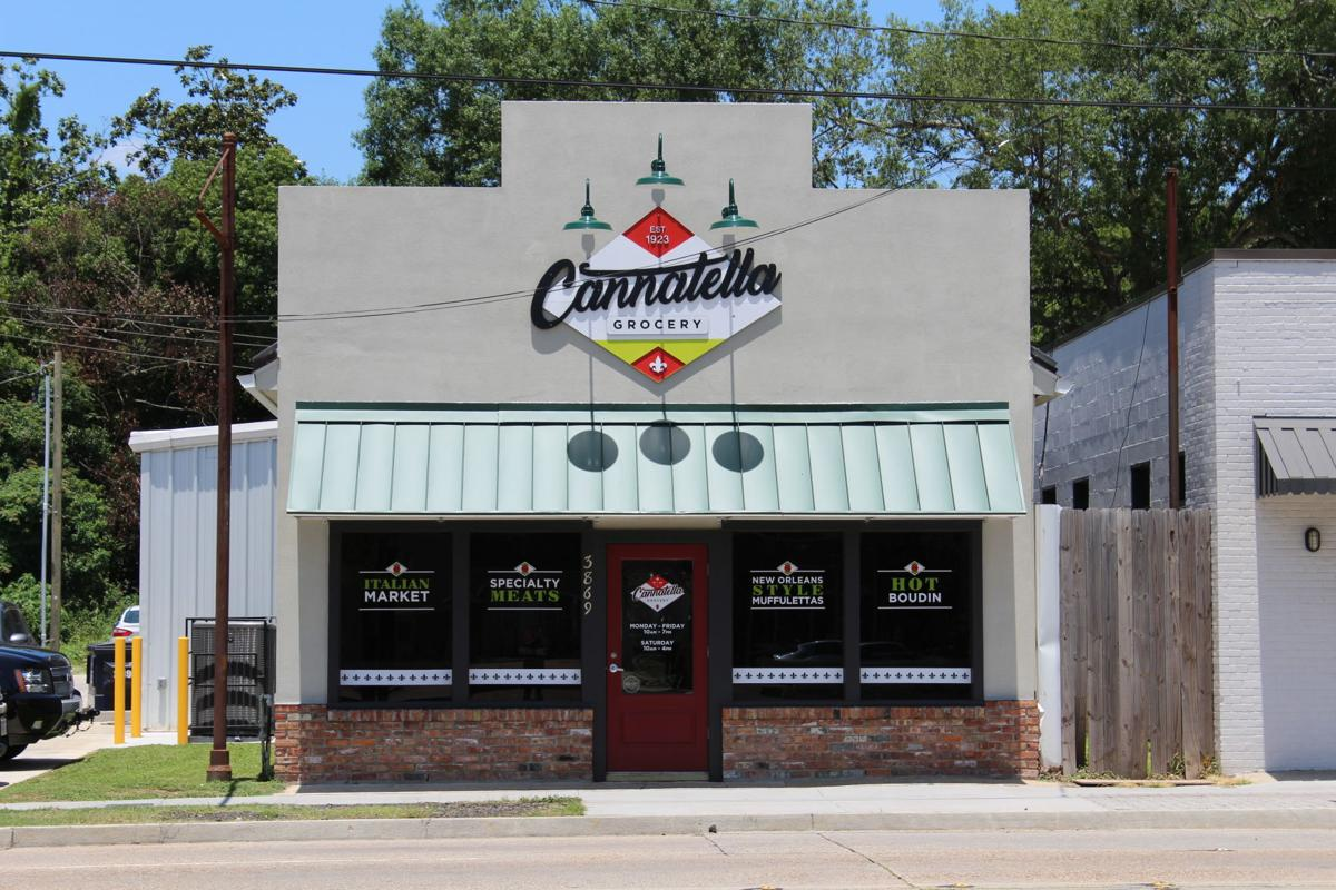 Cannatella Grocery exterior