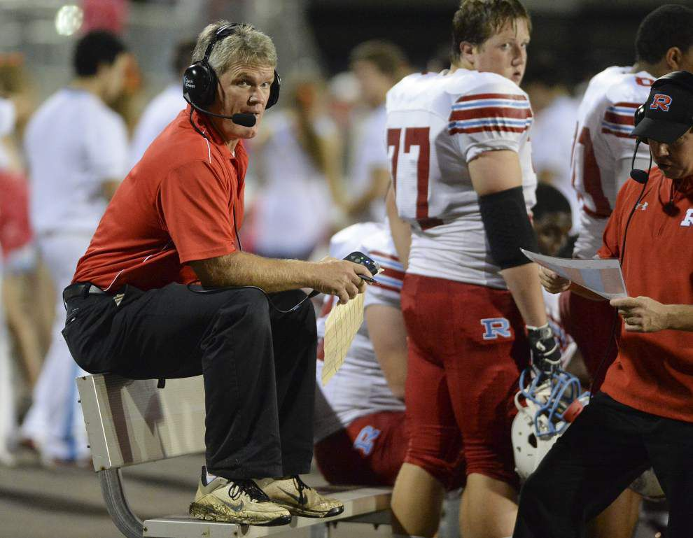 Notebook: Rummel football coach Jay Roth says schedule for 2015 will be tougher than 2014 slate _lowres