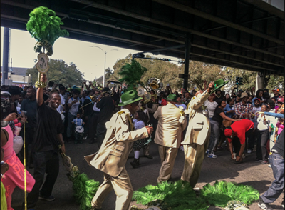 Second line Sunday: Keep-N-It Real parade_lowres
