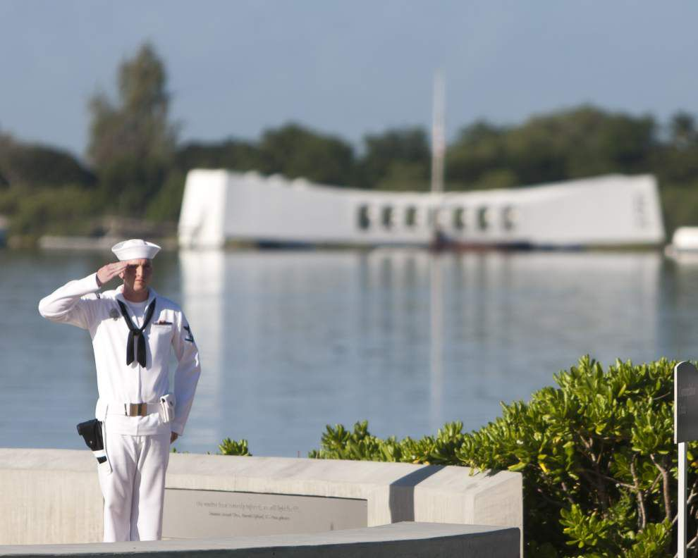 Our Views: On 74th anniversary, Pearl Harbor's call to unity worth remembering _lowres