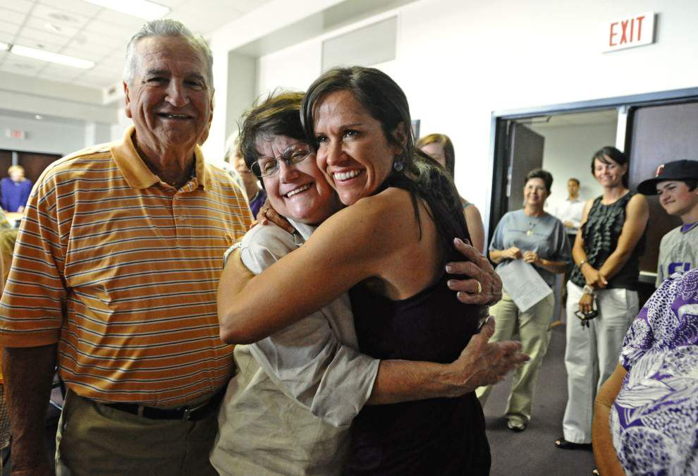 For Alyson Habetz, the Alabama assistant and former Ragin' Cajun, this is 'the best time of the year' _lowres