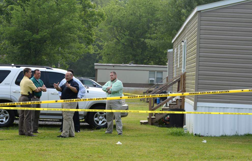 St. Gabriel police chief's son fired shots that left 2 men dead late Sunday, sheriff says _lowres