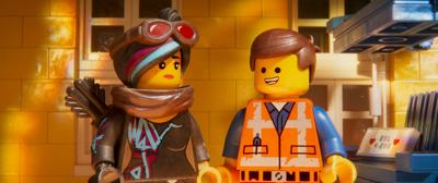 Lego Movie 2 still for Red 021519