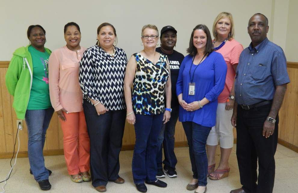 Parish drug, alcohol council attends two-day workshop _lowres