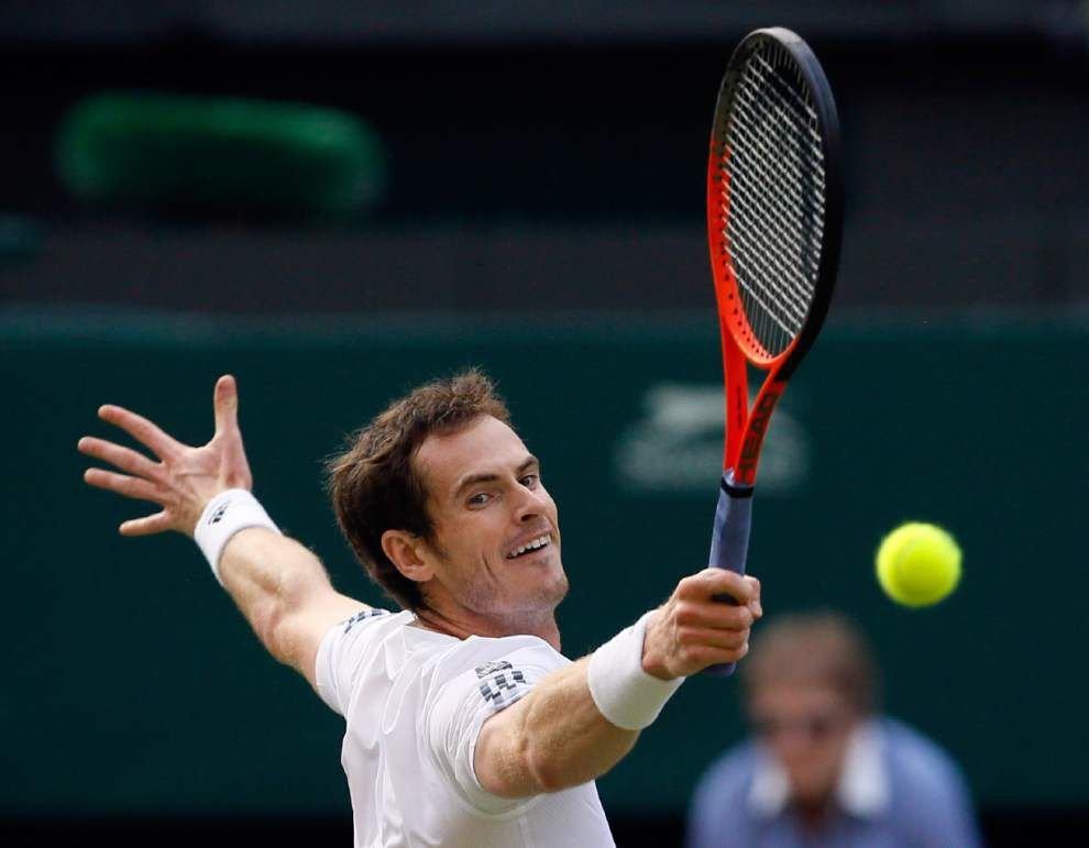 A moment to savor for Andy Murray _lowres