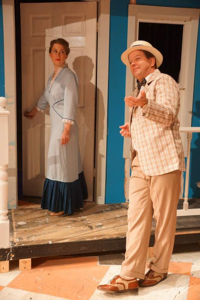 'Music Man' sings: Standout performances fill Theatre Baton Rouge summer play _lowres