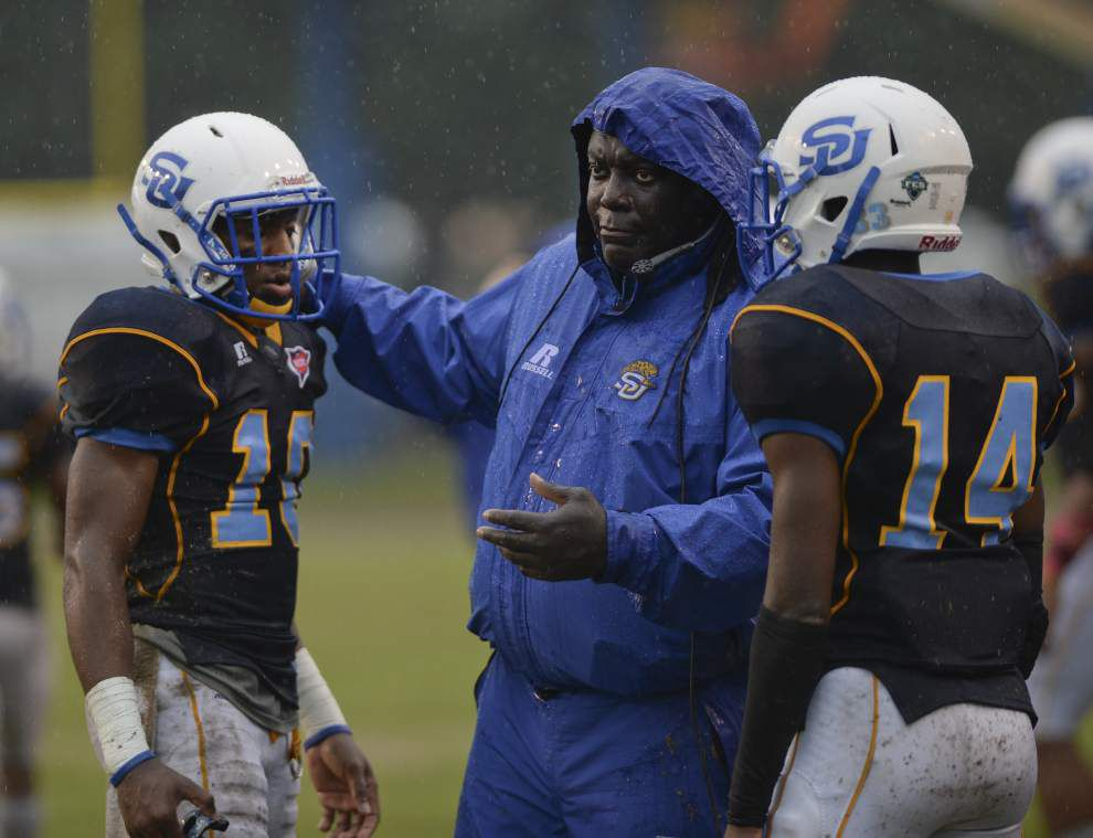 Alcorn State swamps Southern 48-7 on a soggy Saturday at Mumford Stadium _lowres