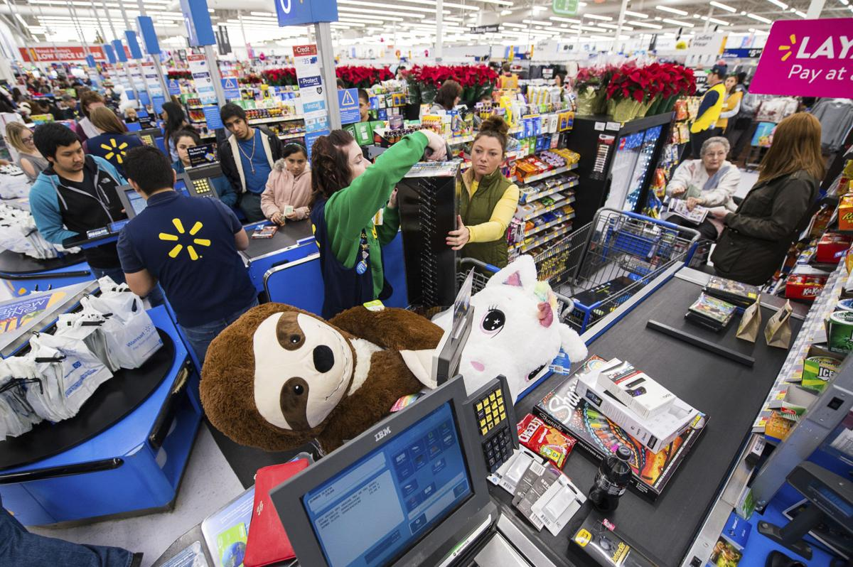 Walmart Black Friday In-Store Event (copy)