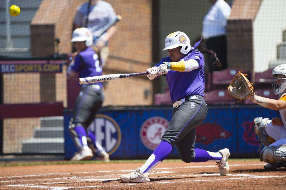 LSU softball notebook: Flawless play on defense gives Tigers a boost at just the right time _lowres