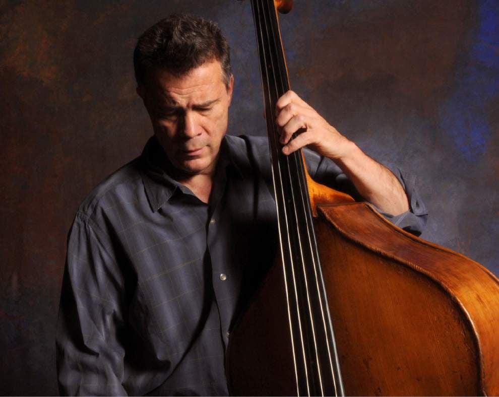 Bassist Edgar Meyer plans recital at LSU _lowres