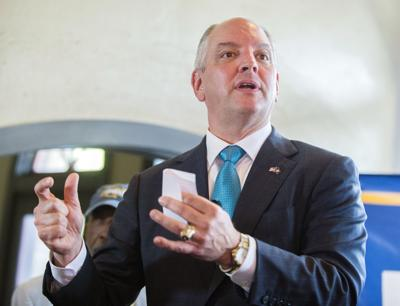 John Bel Edwards says Louisiana's economy is better, but Republican critics disagree; here's who's right