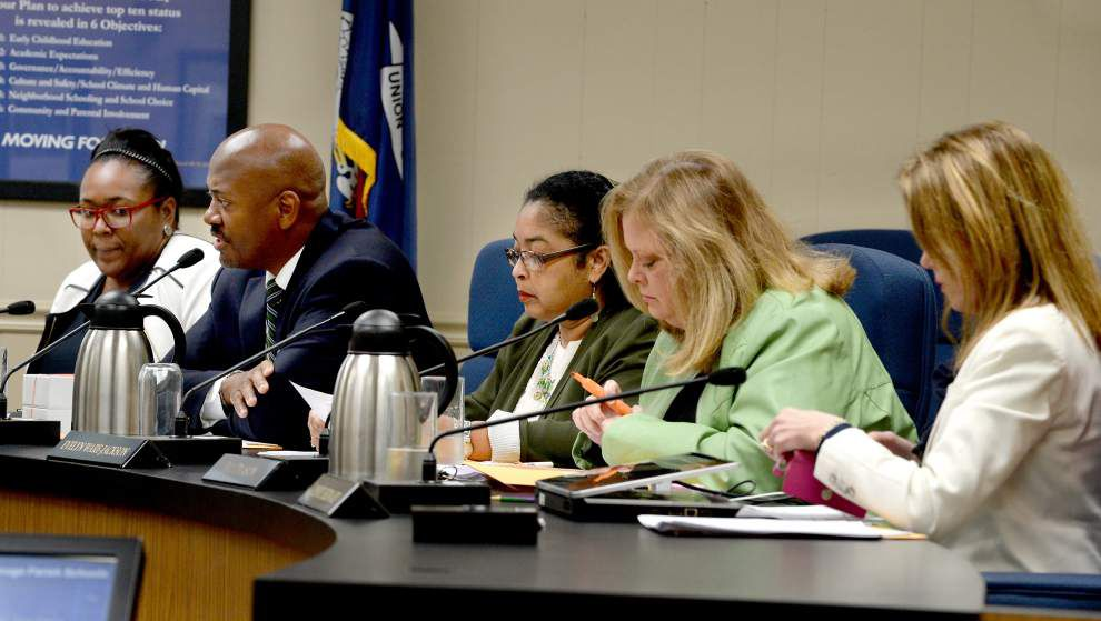 East Baton Rouge School Board launches superintendent search _lowres
