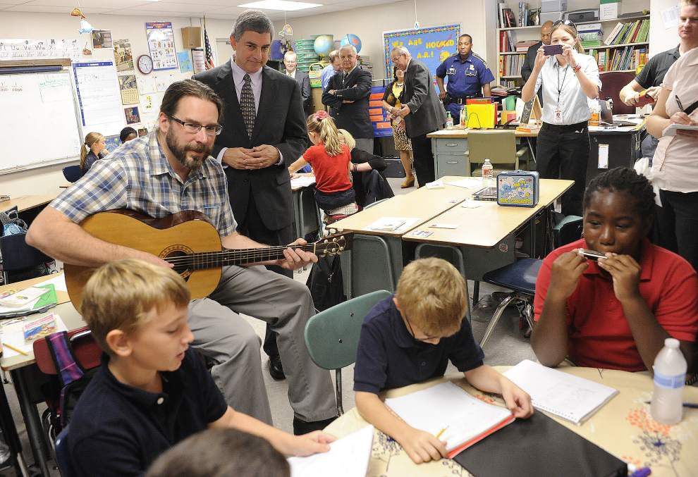 School-of-choice lottery reopened in Lafayette Parish: French immersion among the popular offerings _lowres