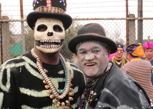 Backstreet Cultural Museum hosting Lundi Gras and Mardi Gras events_lowres