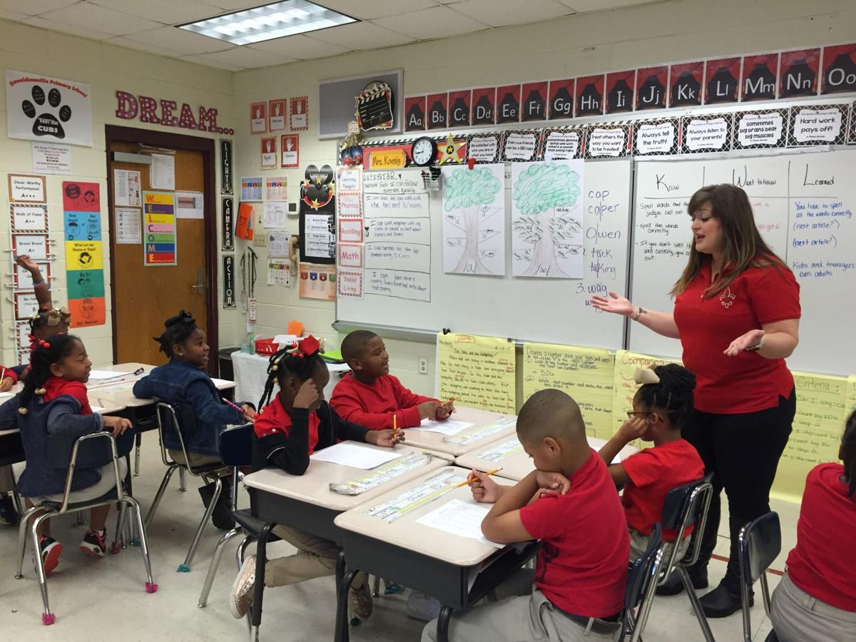 Teacher certification program a tool in ascension parish efforts jenny threeg 1betcityfo Image collections