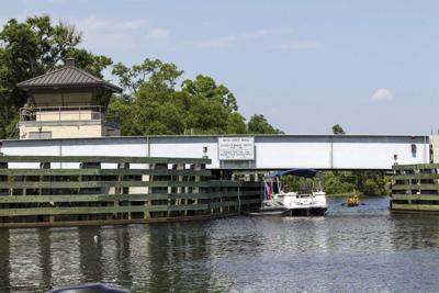 Photos: Bayou Liberty Pirogue races on Bayou Liberty near Slidell _lowres