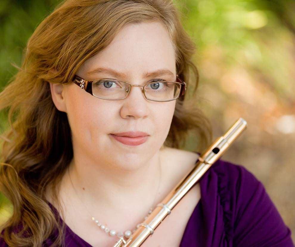 Second La. Sinfonietta concert of season set Nov. 16  La. Sinfonietta to spotlight 3 guests, LSU docotral grads _lowres