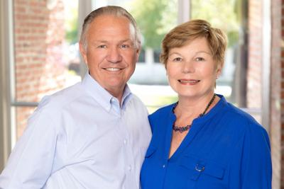 Cyril and Lydia Guidry of St. Martin Parish