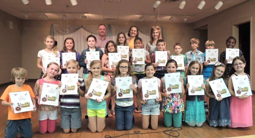 Lakeside Primary writes class book _lowres