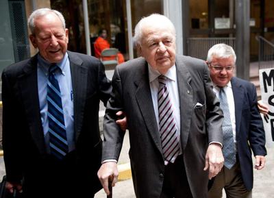 Tom Benson reaches deal in lawsuit over shares of Saints, Pelicans in final piece of family feud litigation _lowres