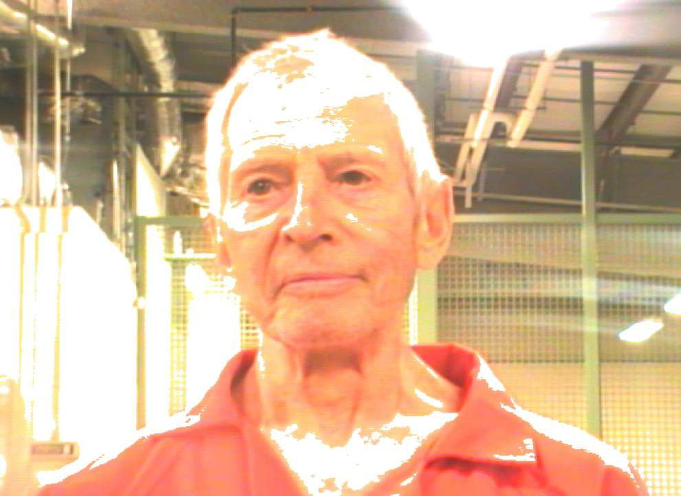 For 'medical reasons' Robert Durst transferred to Elayn Hunt Correctional Center facility in St. Gabriel near Baton Rouge _lowres