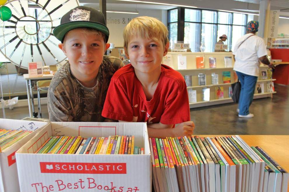 Norman Mayer Library celebrates Fall Fun Fest _lowres