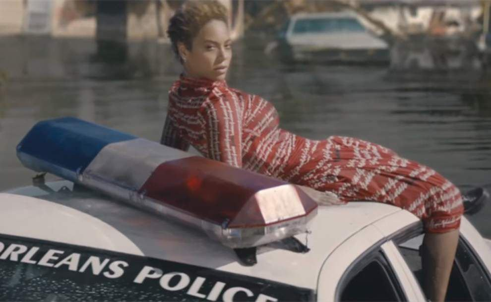 Guest column: Understand the hype over Beyoncé's 'Formation' video? Let's meet at Red Lobster _lowres