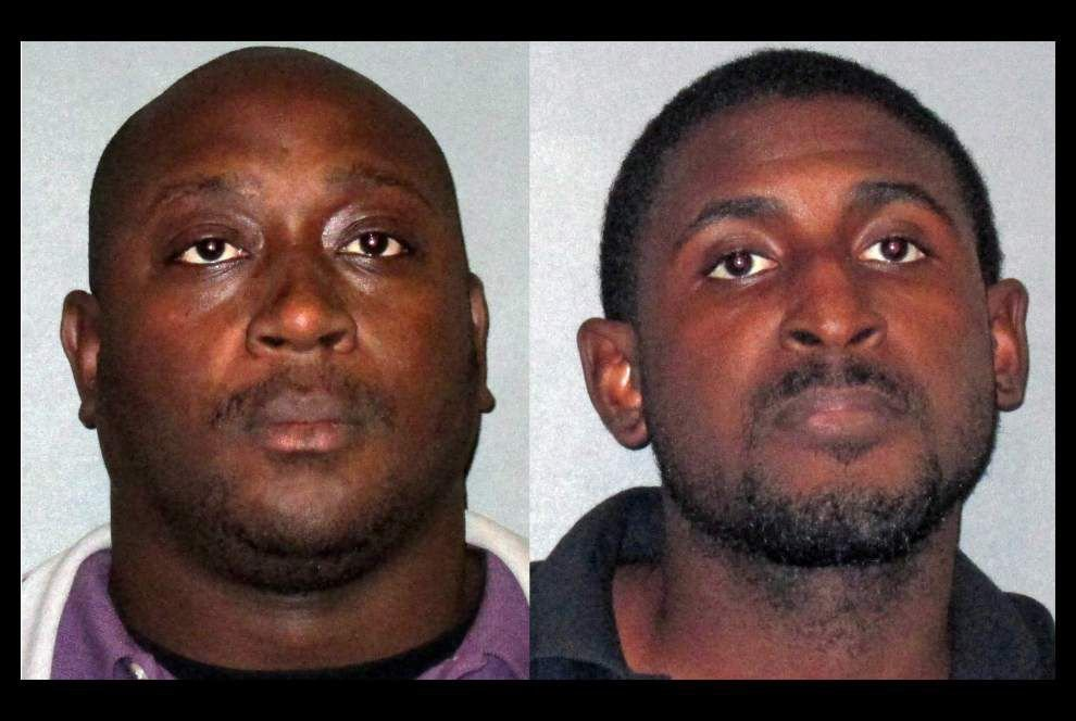 Two Baton Rouge officers fired Friday, indicted this week in sex case _lowres