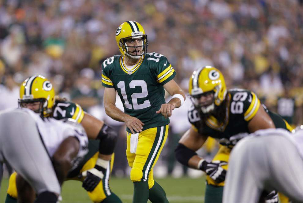 Seattle Seahawks and Green Bay Packers begin NFL season Thursday night _lowres