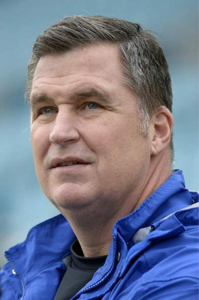 Bills coach Doug Marrone had cancerous mole removed _lowres
