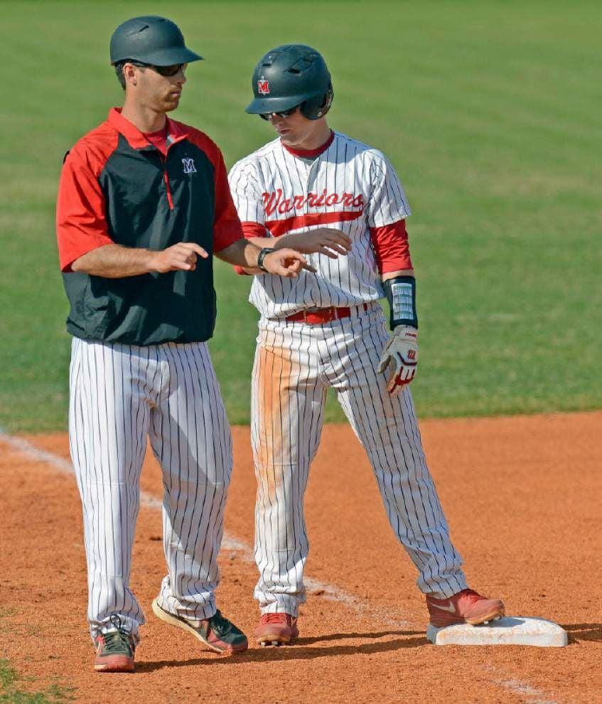 Several area baseball teams at home _lowres