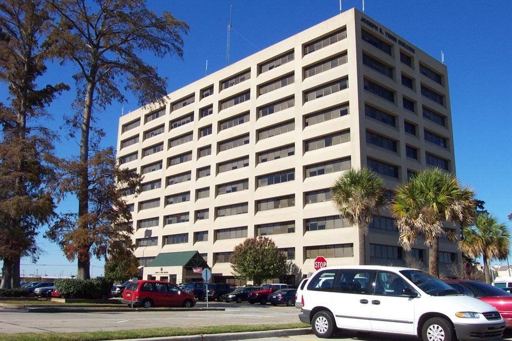 Joseph S. Yenni building