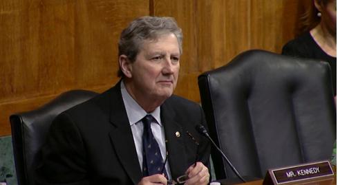 Editorial: Senator Soundbite goes after Gov. John Bel Edwards_lowres