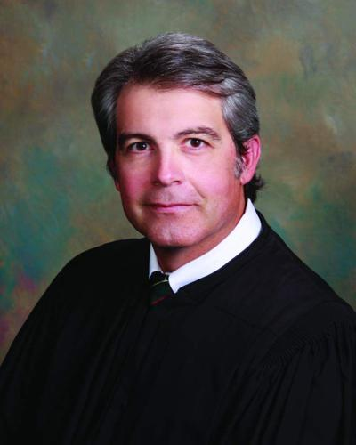 Longtime judge faces first challenger _lowres