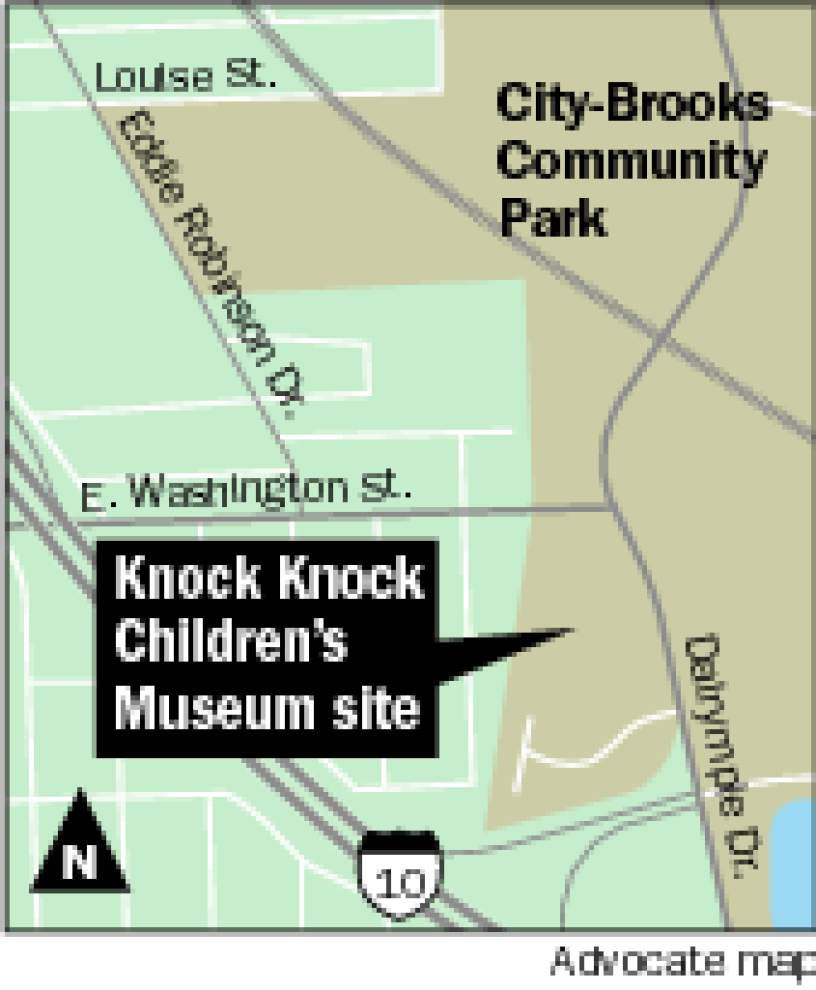Finally! Knock Knock Children's Museum breaking ground next week _lowres